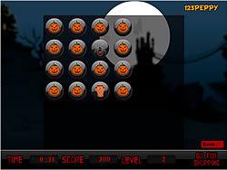 jeu Halloween Mask Matching