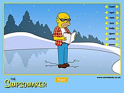 Maglaro ng libreng laro Simpson Maker