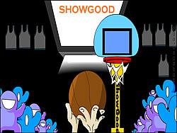 Show Good Basketball Game game
