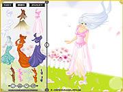 Play Magic fairy dressup Game