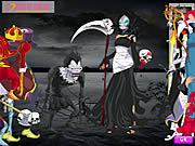 Play Scary halloween dressup Game