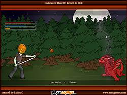 Permainan Halloween Hunt 2