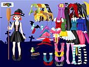 Play Witchery dressup Game