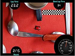 Permainan Mini Toy Car Racing