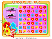 Play Flower frenzy Game