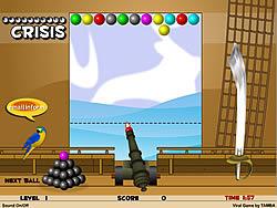 Gioca gratuitamente a Cannonball Crisis