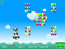 Panfu Pop It game
