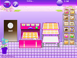 Gioca gratuitamente a Dainty Doughnuts