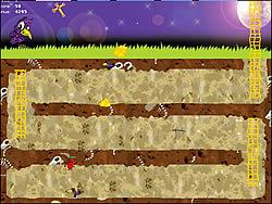 Underground game