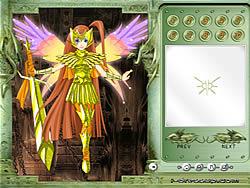 Gioca gratuitamente a Goddess of War Dressup