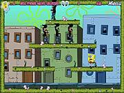 Play Sponge bob squarepants who bob what pants Game