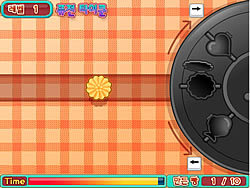 Cookie Baker game