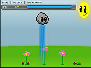 Play Ma ku the rain cloud Game
