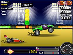 เล่นเกมฟรี Drag Race Demon