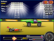 Play Drag race demon Game