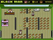 Slackman game