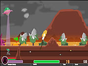 Play Alien abduction 2 Game