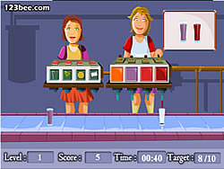 Juice Machine game