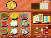 Play Pizza shop Game