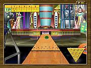 Monkey Bowling game