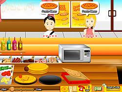 Pizza Pronto game
