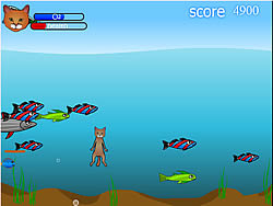 Fish Catcher game