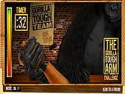The Gorilla Tough Arm Challenge game