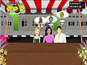 Play Flower bouquet shop Game