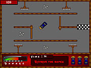Play Death wheels Game
