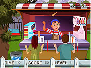 Play Park shop Game