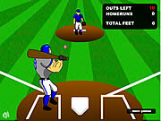 Play Big joes homerun challenge Game
