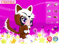 Cute Animal Clothes game
