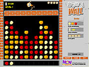 Play Down wall Game