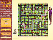 Play Marisols maze Game