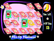 Mix-up Madness game