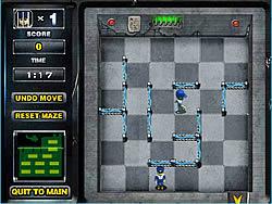 The Escape Game game