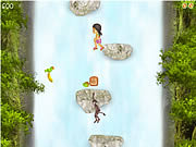 Play Jesss waterfall jumps Game