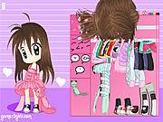 Chibi chan dressup Spiele