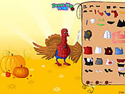 Play Yummy turkey Game