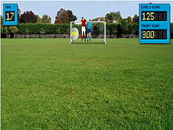 Gioca gratuitamente a Free Kick Expert