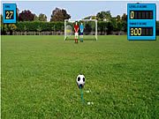 Play Free kick expert Game