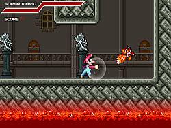 Mario Combat game