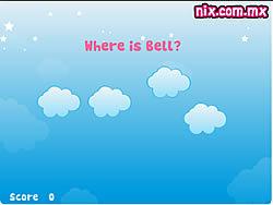 Hiding Angel game