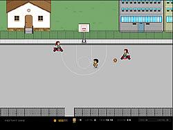 Kobe Basket game