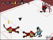 Play Slapshot mania Game