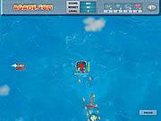 Play Aqua turret Game