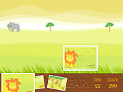 Play Coconut safari Game