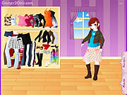 Play Dolly dressup Game