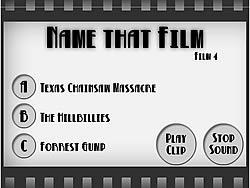 Играть бесплатно в игру Name that Film
