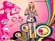 Play Britney spears in 3d dressup Game